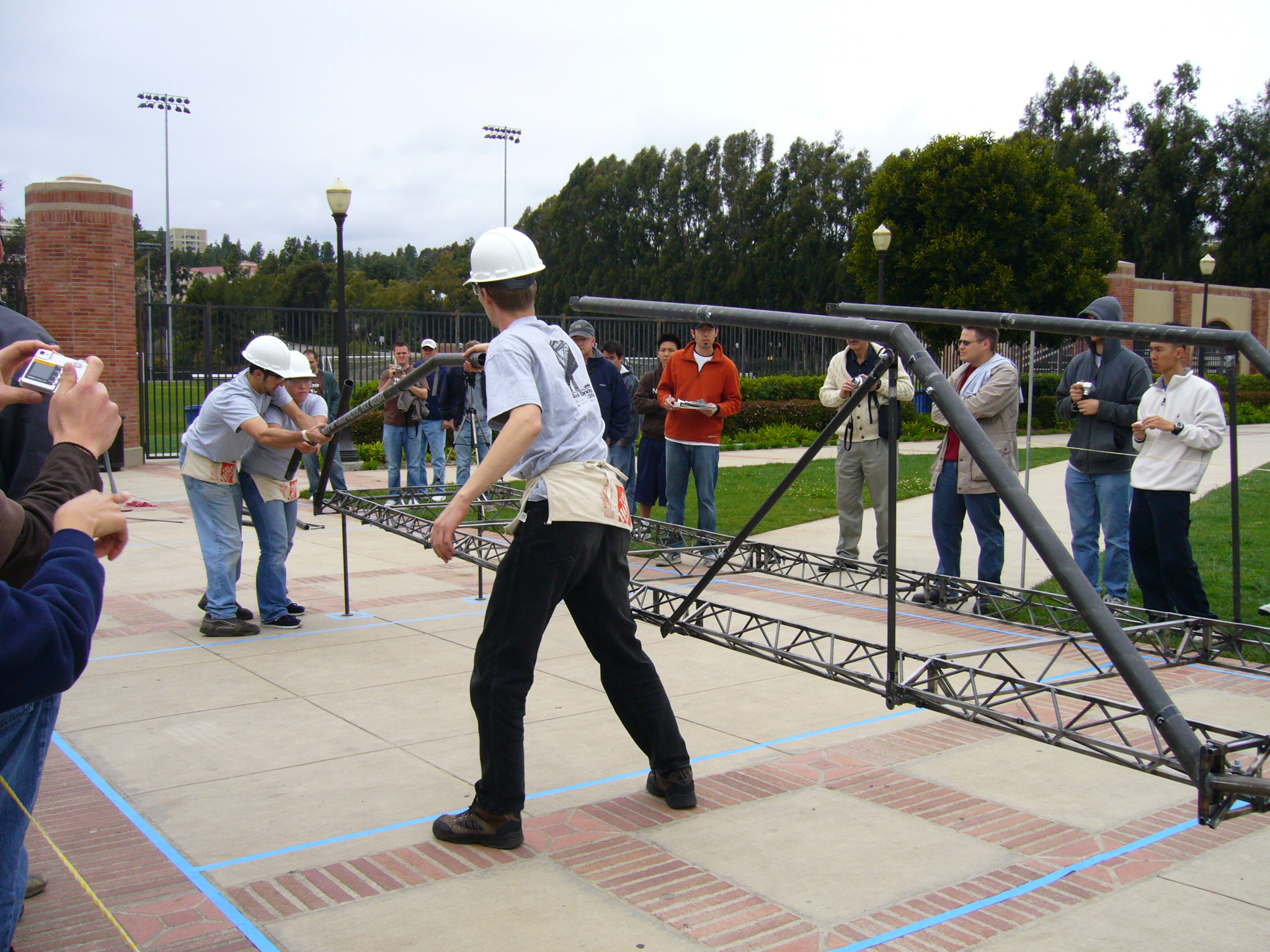 steel bridge competition