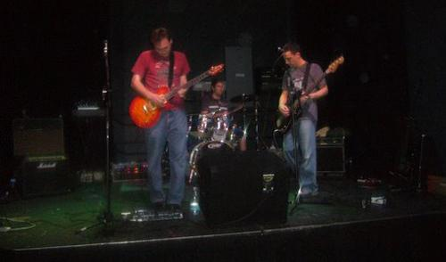SO3 on stage