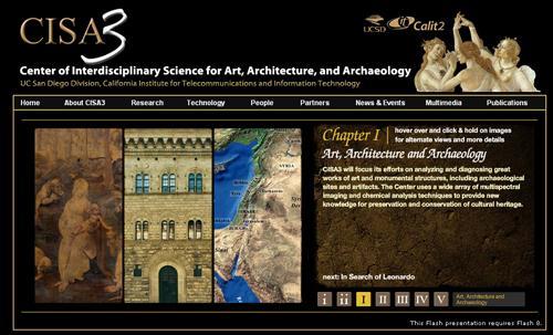 CISA3 Website