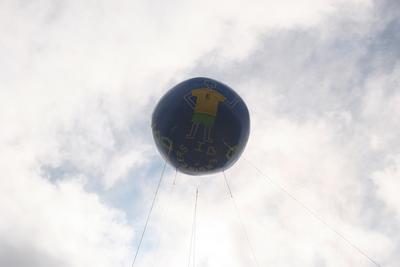 2008 EGames Balloon