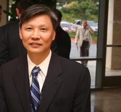 Paul Yu at Clean Tech Event