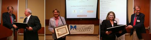 Clean Tech Supporters Recognized