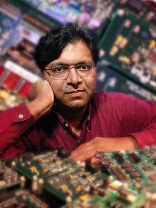 Rajesh Gupta and chips