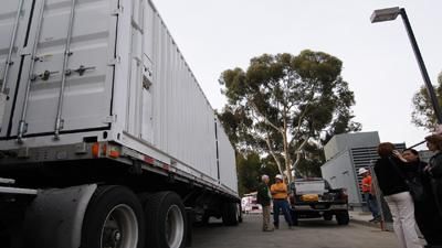Delivery of datacenter