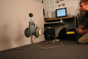 Tom Bewley robot lab