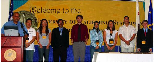 2009 UC San Diego grad student research award winners