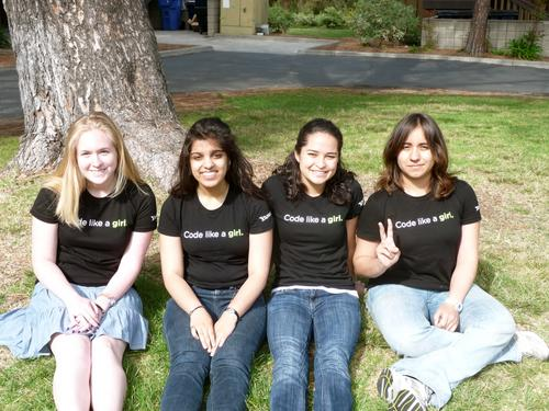 An All Freshman Team from Hack Day 2010