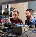 Researchers generate tunable photon-pair spectrum using a room temperature quantum optics silicon chip
