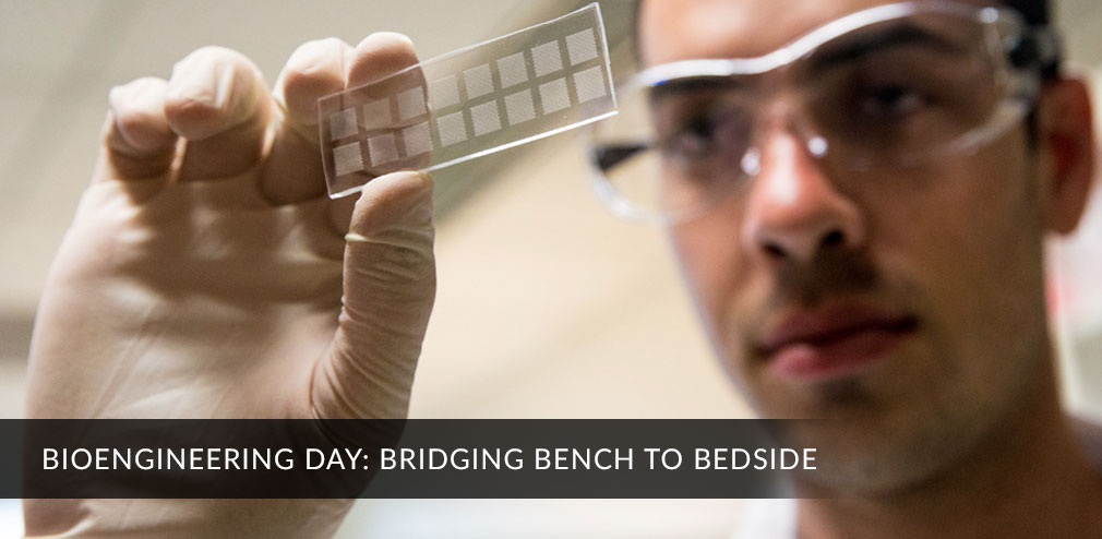 Photo of Bioengineering Day header