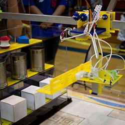 3D Printing Debuts at Robot Competition for Mechanical Engineering Undergraduates