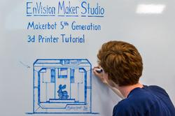 EnVision Interns: The Power of Volunteer Student Teams for a Maker Space