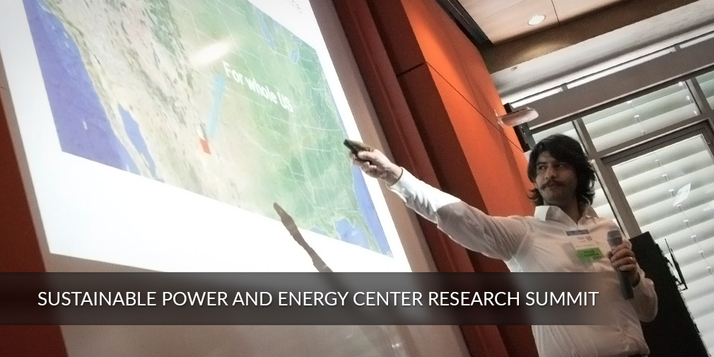 Insights from UC San Diego Sustainable Power and Energy Center Research Summit