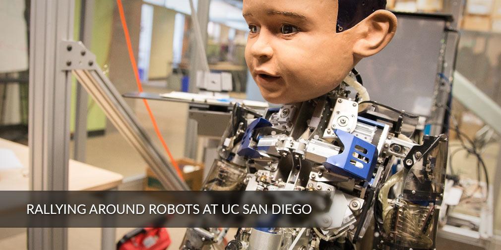 Rallying Around Robots at the Inaugural Southern California Robotics Symposium