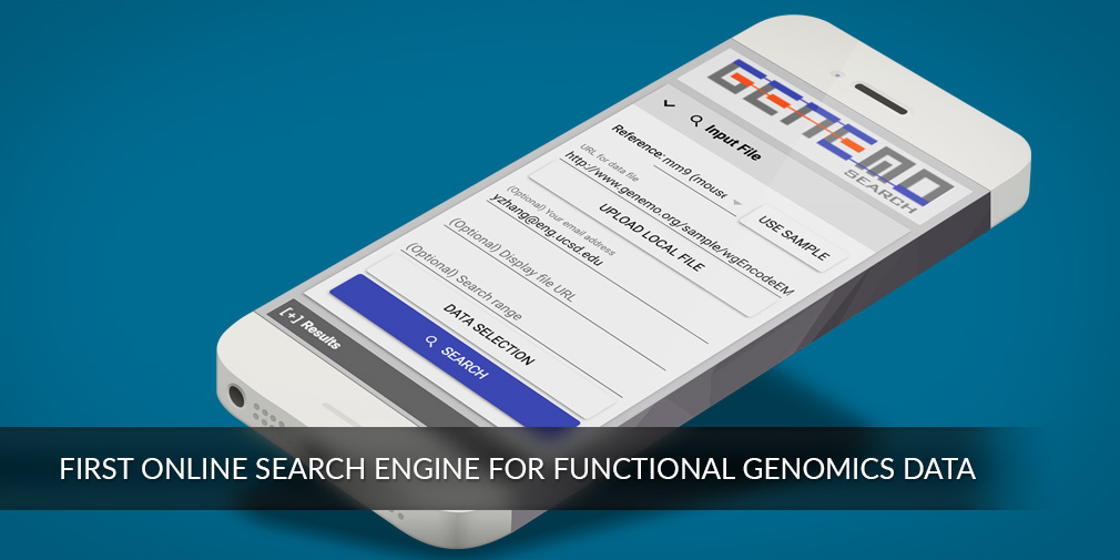 UC San Diego bioengineers create first online search engine for functional genomics data