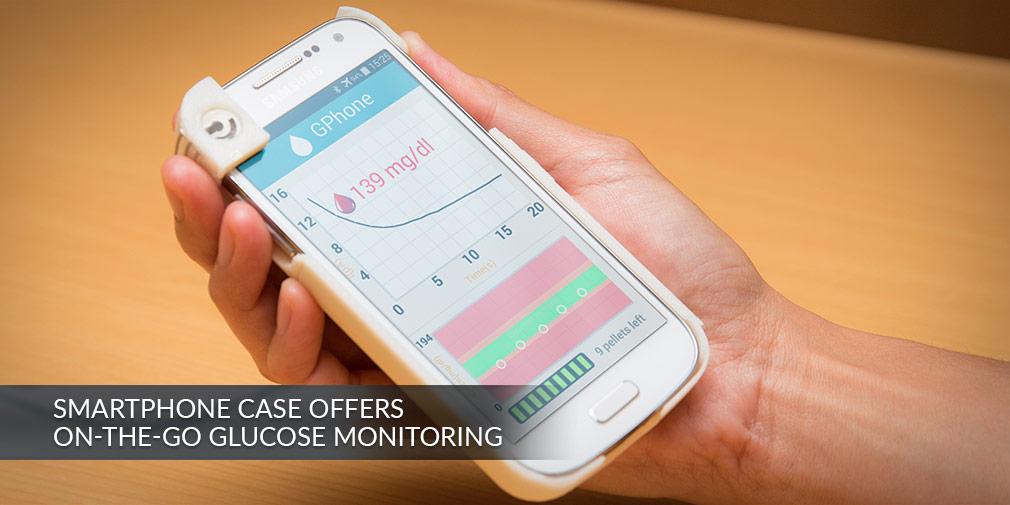 GPhone smartphone glucose sensing system