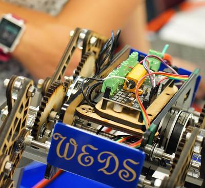 Endless Creativity: Designing Robots at UC San Diego