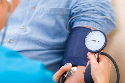 Using personal data to predict blood pressure