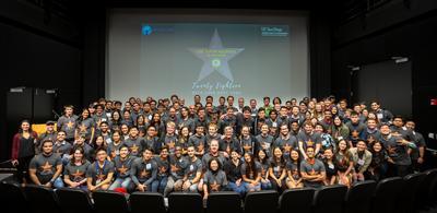 Growing Computer Science Tutor Community Reunites at UC San Diego