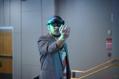 UC San Diego Hosts Its First Virtual Reality, Augmented Reality Hackathon