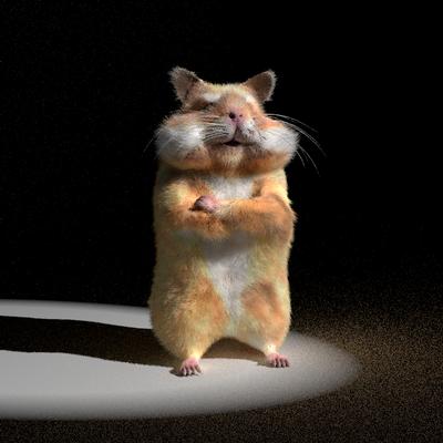 Fur Real - Scientists Improve Computer Rendering of Animal Fur