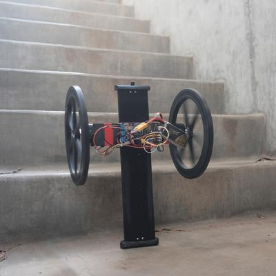 From stair-climbing robots to motion planning algorithms: UC San Diego at IROS 2018