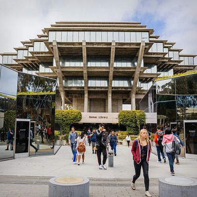 An Upward Social Mobility Machine: UC San Diego 2nd Best U.S. University, Says Money Magazine