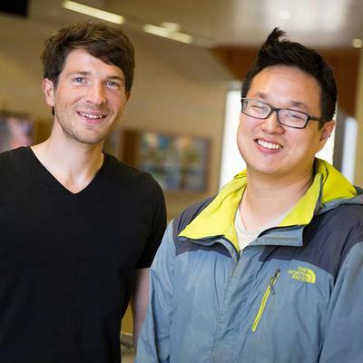 UC San Diego Grad Students Build a Robotics Community