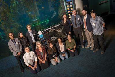 UC San Diego Undergrads Design New New Birch Aquarium Exhibit