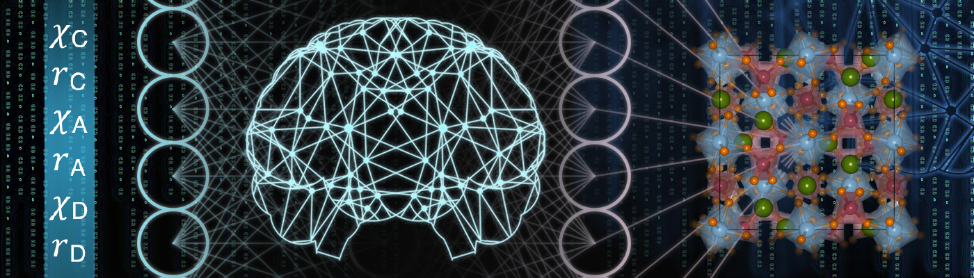 neural networks predict crystal stability