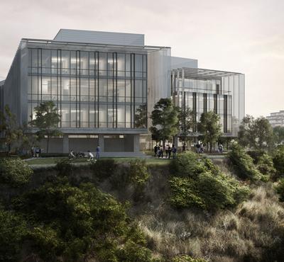 UC San Diego to celebrate Franklin Antonio Hall Groundbreaking
