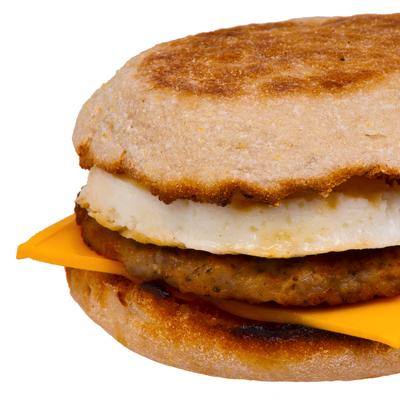 Fast-Food Breakfast Combo May Feature Digestive Enzymes on the Prowl and Diabetes