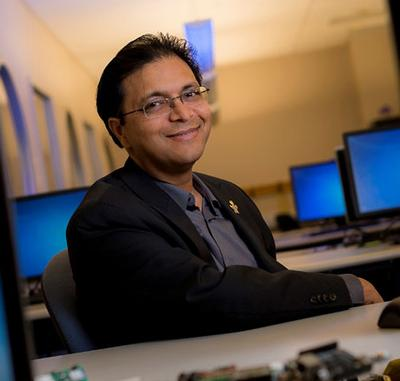UC San Diego computer science professor Rajesh Gupta receives one of the most prestigious honors in computing