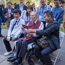 Bioengineering Pioneer Y.C. Bert Fung Turns 100