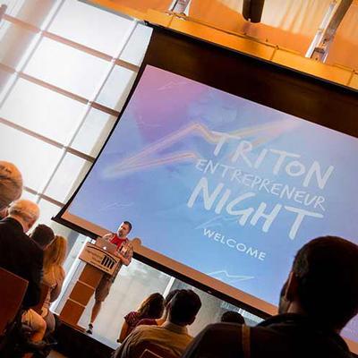 Triton Entrepreneur Night Helps Students Promote Their Startups