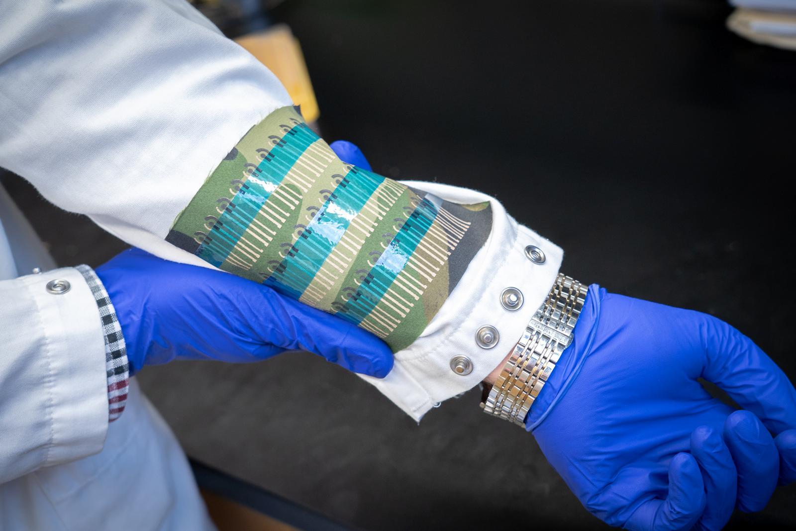screen printed sensors