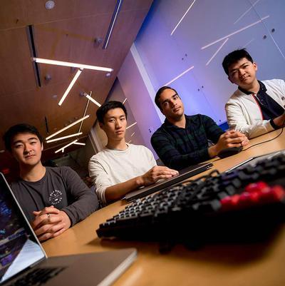 UC San Diego StarCraft team heads to ESPN Collegiate Esports Championship