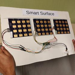 WiFi-Boosting 'Smart Surface' Could Help Remote Workers and Students