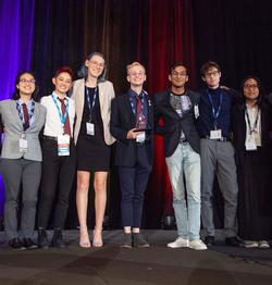 oSTEM earns Chapter of the Year award