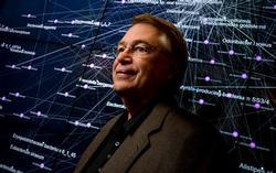 Pioneering Scientist and Innovator Larry Smarr Retires
