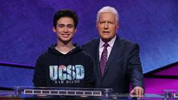 Incoming President of Quiz Bowl Club Represents Campus in 'Jeopardy!' College Championship
