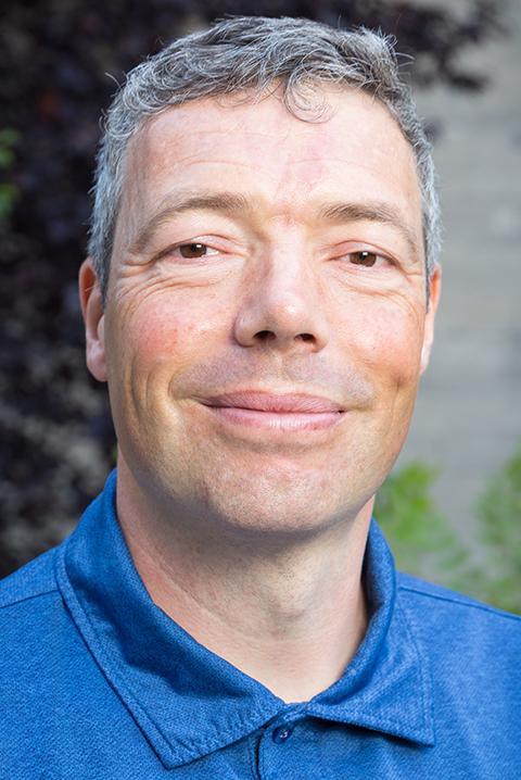 Photo of Curt Schurgers
