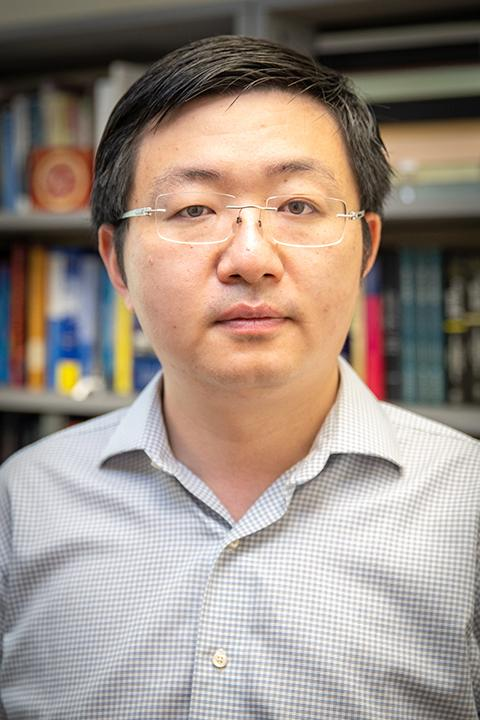 Photo of Shengqiang Cai
