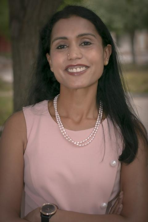 Photo of Padmini Rangamani