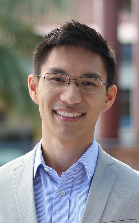 Photo of Michael Yip