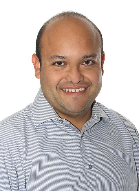 Photo of Oscar Vazquez Mena