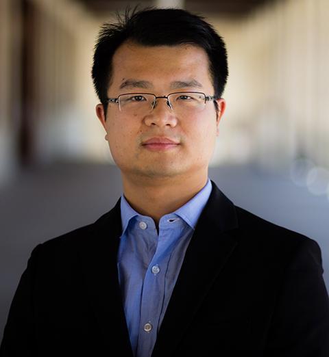 Photo of Zheng Chen