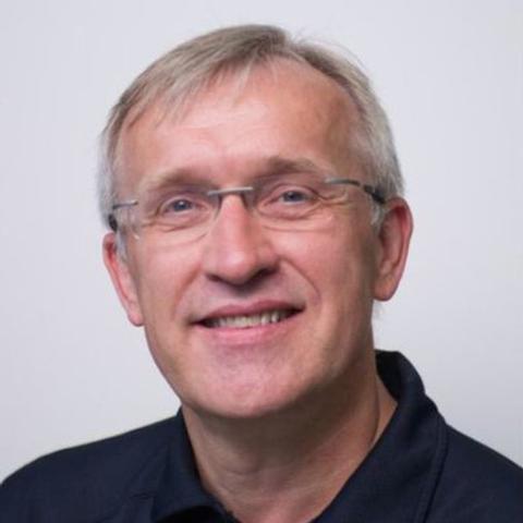 Photo of Henrik Christensen