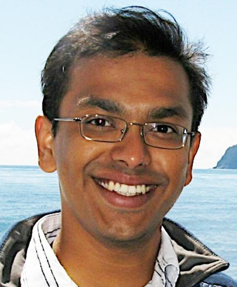 Photo of Manmohan Chandraker