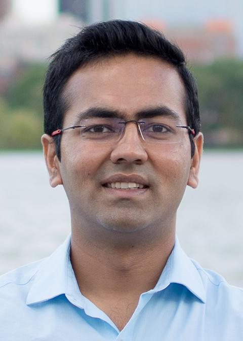 Photo of Dinesh Bharadia