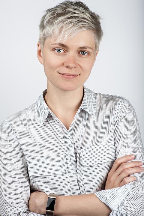 Photo of Nadezhda Polikarpova